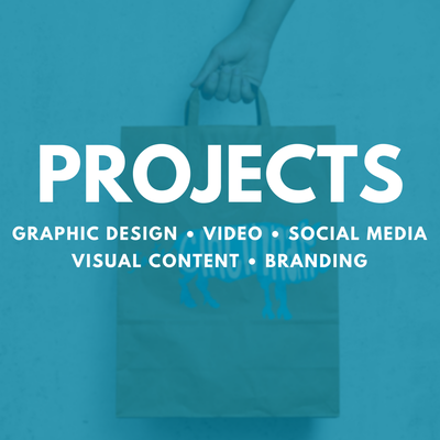 Nicole Fisher Projects and Project Design: Design Projects,  Video, Social Media, Visual Content, Brand Identity