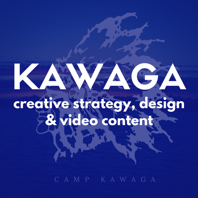 Camp Kawaga: Creative Marketing Materials